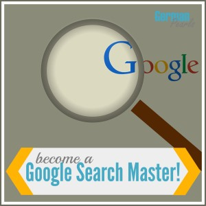 Be A Google Search Master!