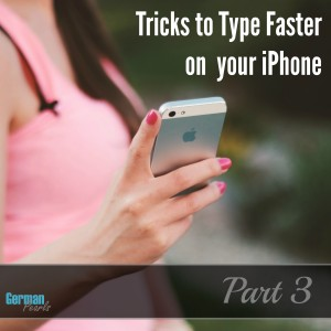 Tricks to Type Faster on Your iPhone - Part 3 - Keyboard App