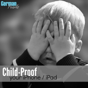 iPad Parental Controls (How to Child Proof Your iPhone or iPad)