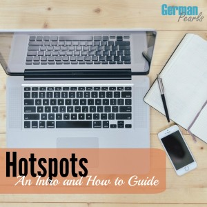 Mobile Hotspot: An Introduction and How to Guide