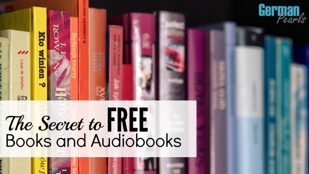 The Secret to Unlimited Free eBooks and Audiobooks