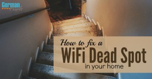 How to Fix a WiFi Deadspot