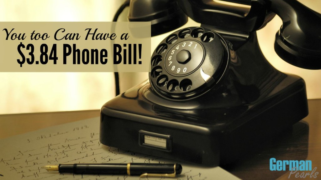 Save money by cutting one of your monthly bills: your home phone service! Use VoIP to get a landline for free!