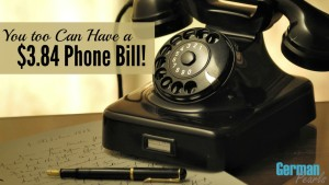 "Save money by cutting one of your monthly bills: your home phone service! Use VoIP to get a landline for ""free"" (pay only state taxes)! Here's how we do it."