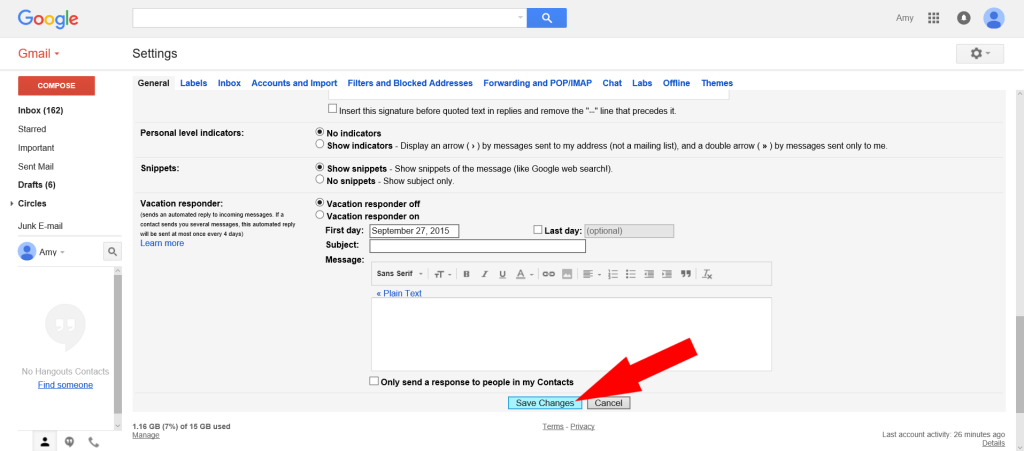 How to Unsend an Email in Gmail - German Pearls