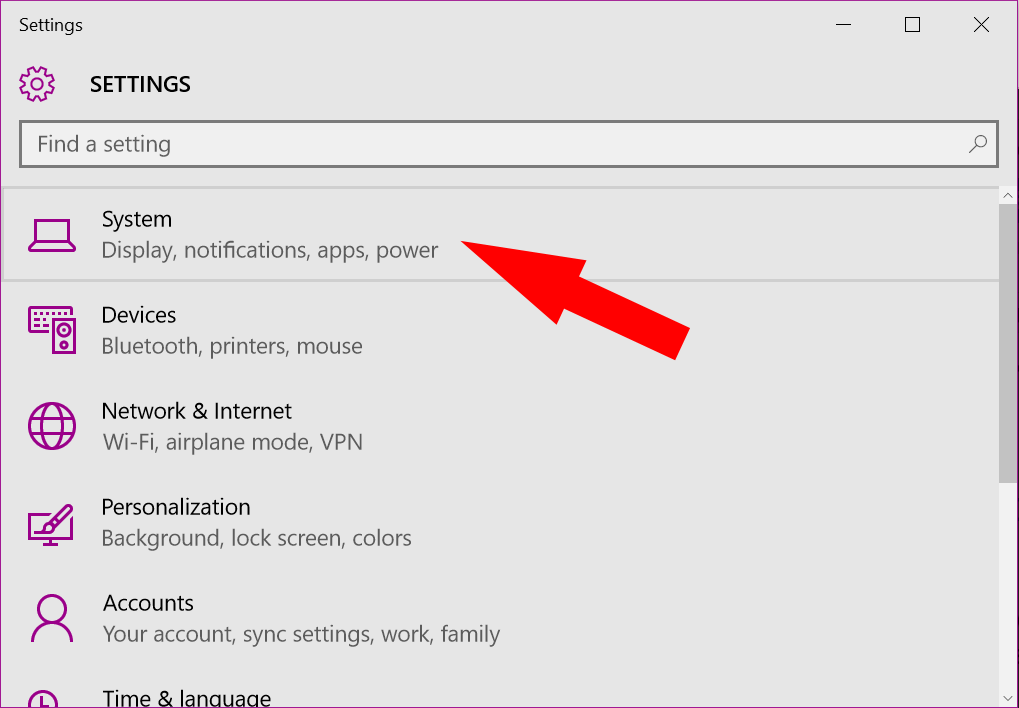 An introduction and guide for customization of the Windows 10 Action Center to view previous notifications and make quick settings changes.