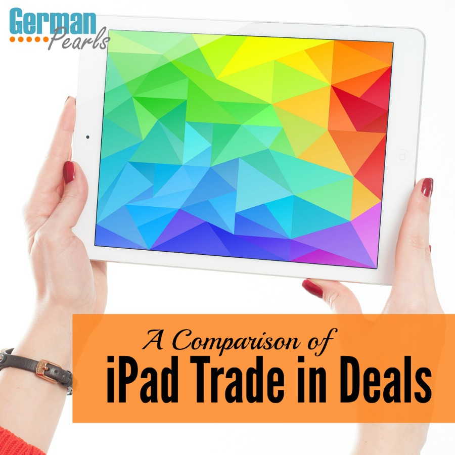 Trade in options for ipad