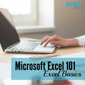 Excel 101: An Introduction to Excel