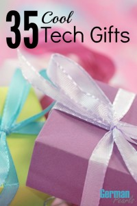 Coming up with gift ideas can be tough. Use this list of cool geek gifts to get ideas for tech gifts for all your loved ones.