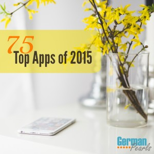Tops Apps for iPhone and Android. Favorite productivity apps, health and fitness apps, entertainment apps, shopping apps, photo & video apps and games.