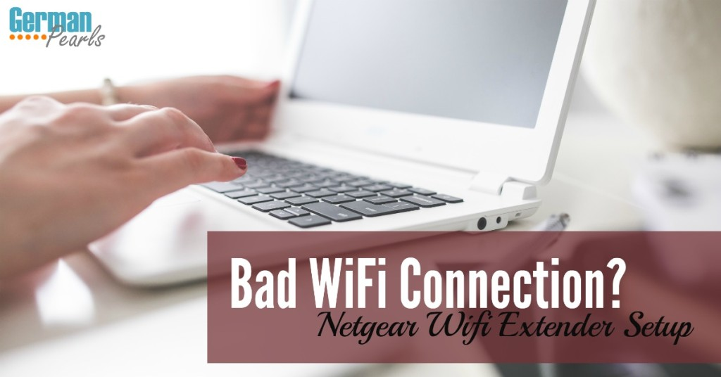 Do you have a bad wifi connection? Have you tried a wifi extender? The netgear boosts your wifi in bad areas. Here's how to setup the netgear wifi extender.