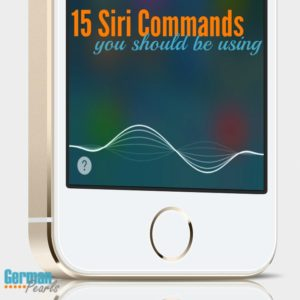 15 Siri Commands you Should be Using
