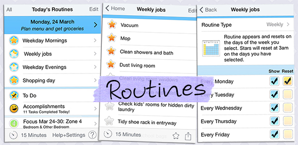 Best To Do List Apps - Home Routines