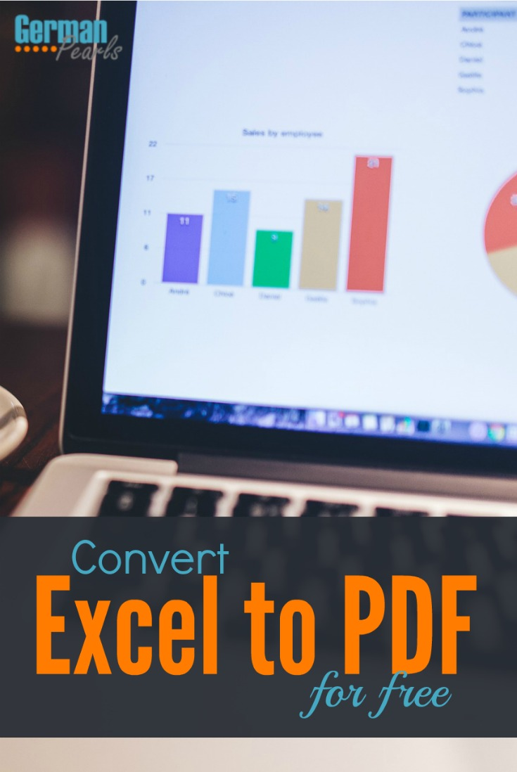 Want To Convert Excel To Pdf? There's A Free Excel To Pdf Converter Built  Into