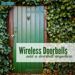 Wireless Doorbell: Add a Doorbell Anywhere, Fast!