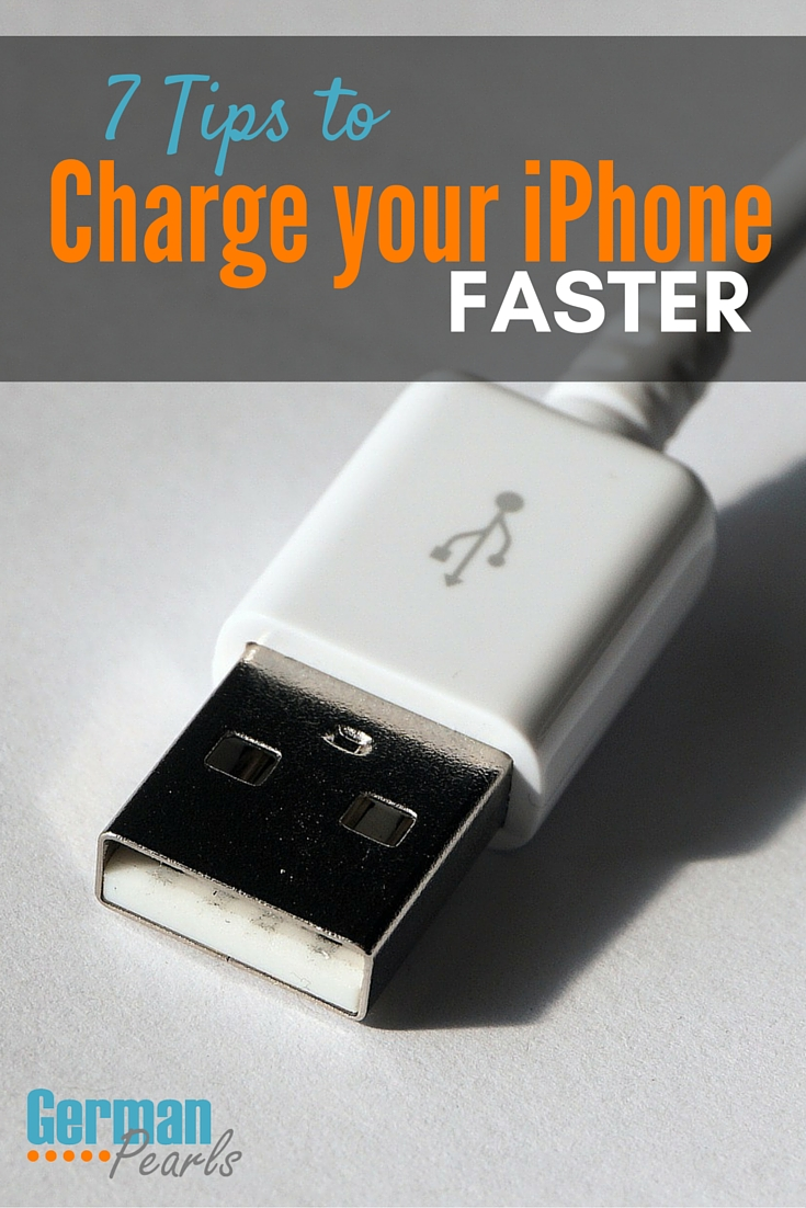 My iPhone battery is always dying on me - I didn't know most of these battery charging tips! If you're wondering how to charge your iPhone faster check this out.