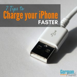 If you're wondering how to charge your iPhone faster check out these tips. This ZUS charger by nonda charged my phone 3x faster than my other charger!