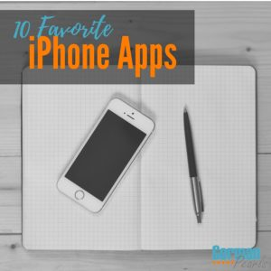 My 10 Favorite iPhone Apps - Not always the most popular or money making apps but apps that work for me on my iPhone
