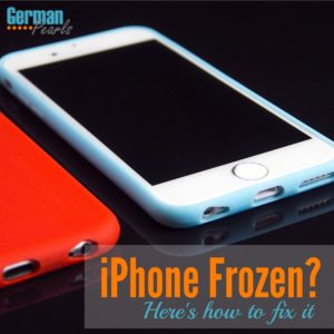 iPhone Frozen? Here's How to Fix It