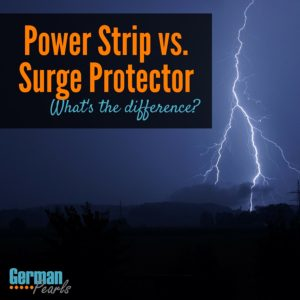 Is there a Difference Between a Power Strip and Surge Protector?