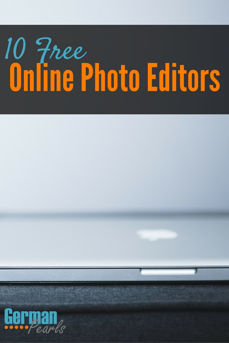 Awesome resource for free online photo editors to edit, add filters, create graphics and more.