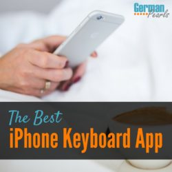 The Best iPhone Keyboard App Right Now