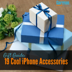 19 Cool iPhone Accessories (A Gift Guide for iPhone Users)