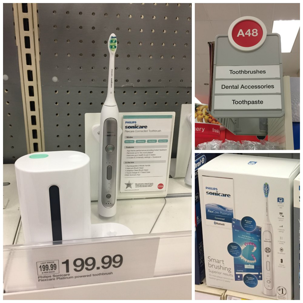Philips Sonicare Flexcare Platinum Connected Toothbrush at Target