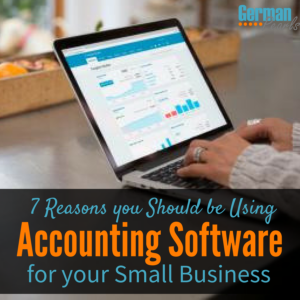 7 Reasons You Should Use Accounting Software For Your Small Business
