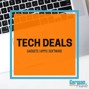 Tech Deals | Deals on Tech Gadgets | App Deals | Deals on Software