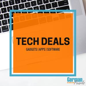 Tech Deals | Deals on Tech Gadgets | App Deals | Deals on Software
