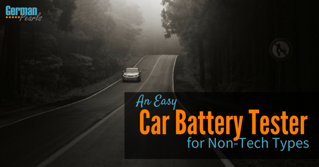 The Easiest Car Battery Tester (with a Built In Phone Charger!)