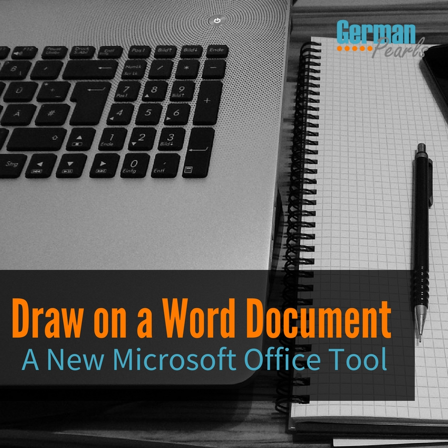how to draw on a word document