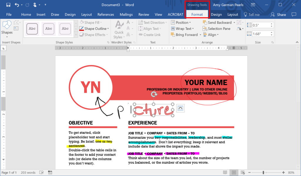 How to Edit Comments in Word Document