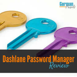 Dashlane Password Manager Review | Review of Dashlane Password Manager