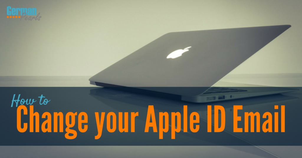 How to Change My Apple ID Email Address | How to Change my Apple ID on iPhone, iPad