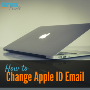 Solution: How Can I Change My Apple ID Email Address?