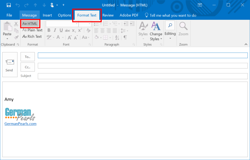 how to stop a file from being sent in outlook