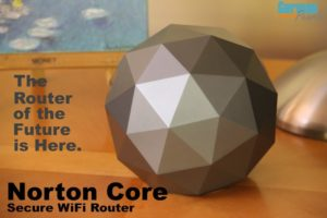 Norton Core Review - Secure WiFi Router Review by German Pearls