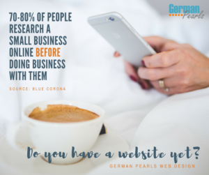 GP Small Business Web Design in Saratoga Springs, NY